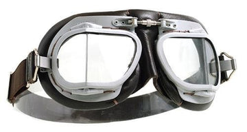 Halcyon Mark 9 Vintage Goggles - Brown