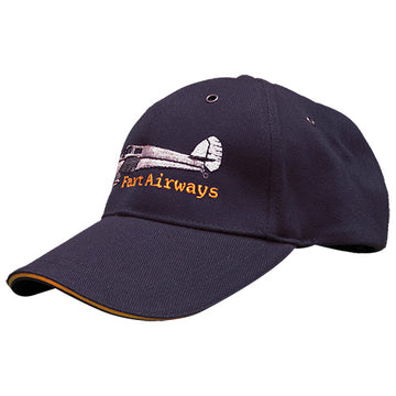 Old Fart Airways Baseball Cap (Blue)