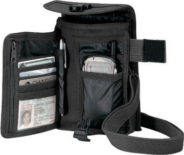 Rothco Canvas Travel Portfolio - Black