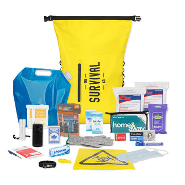 The Survival Co. - 2 Person Survival Kit