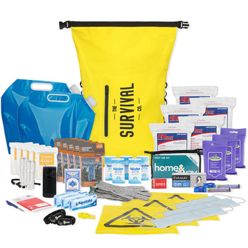 The Survival Co. - 5 Person Survival Kit