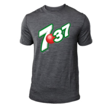 7UP Themed 737 T-Shirt
