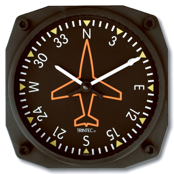 Trintec Directional Gyro Wall Clock