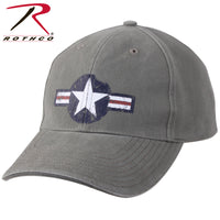 Rothco Vintage Low Profile Cap - Air Corps-Rothco-Downunder Pilot Shop Australia