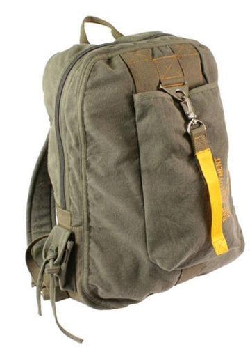 Rothco Vintage Canvas Flight Bag - Olive Drab