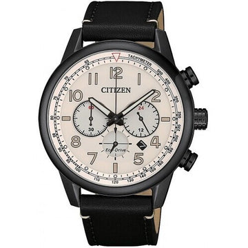 Citizen Vintage Aviator Style Eco-Drive CA4425-10X