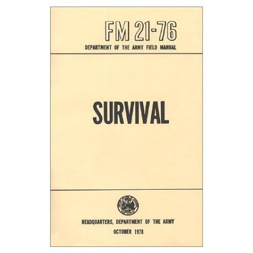 Survival Manual - FM 21-76