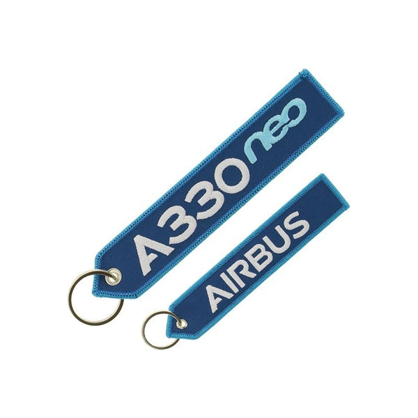 Airbus A330 Neo Remove Before Flight Keyring-Airbus-Downunder Pilot Shop Australia