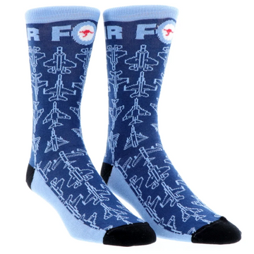 Air Force Socks - 5th Generation