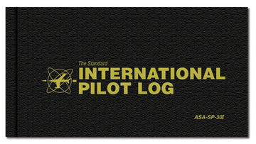 ASA International Pilot Log