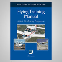 ATC The Flying Training Manual Colour Version-Aviation Theory Centre-Downunder Pilot Shop Australia