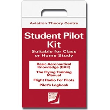ATC Student Pilot Kit NEW Colour BAK Text
