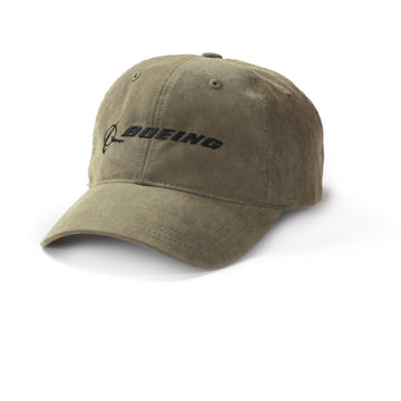 Boeing Executive Signature Hat - Mocha