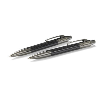 Boeing Carbon Fibre Pen and Pencil Set