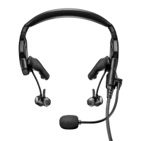 Non Bluetooth Bose ProFlight II Aviation Headset - 5 Pin XLR-Bose-Downunder Pilot Shop Australia