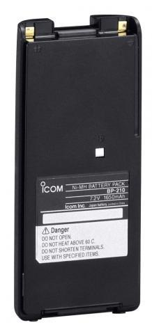 ICOM BP-210N BATTERY FOR ICOM IC-A24/IC-A6