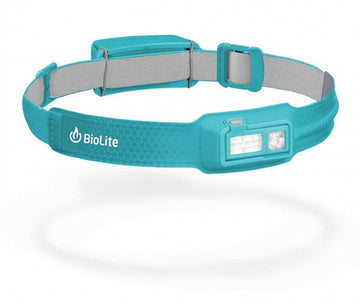 BioLite Headlamp Recharge 330L Teal