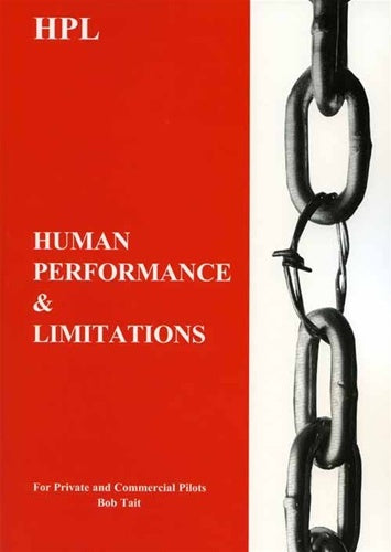 Bob Tait Human Performance & Limitations