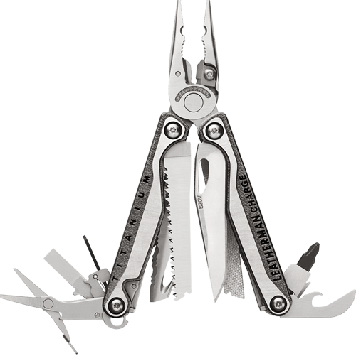 Leatherman Charge TTI Plus-Leatherman-Downunder Pilot Shop Australia