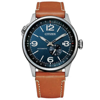 Citizen Mechanical Pilot Watch - NJ0140-25L