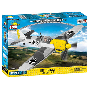 COBI Historical Collection Messerschmitt BF 109 F-2
