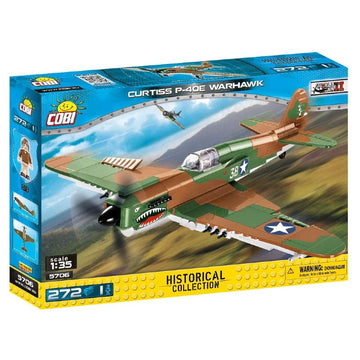 COBI Historical Collection Curtiss P-40E Warhawk