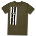 D-Day Invasion Stripe T-Shirt