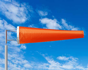 Extra Long Life Airport Windsock 13 Inch
