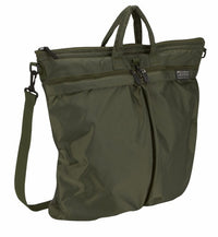 Flyboys FODefender Helmet Bag - Green-FlyBoys-Downunder Pilot Shop Australia