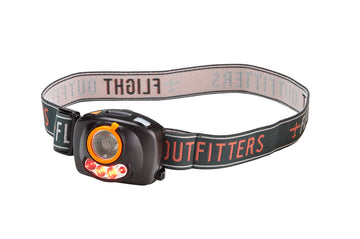 Flight Outfitters - Dual Colour Pilot's Headlamp