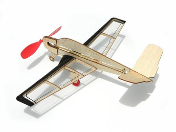 Guillows miniModels V-Tail Rubber-Powered Balsa Model Kit