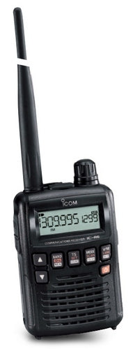 ICOM IC-R6 Handheld Receiver - With AC Adapter