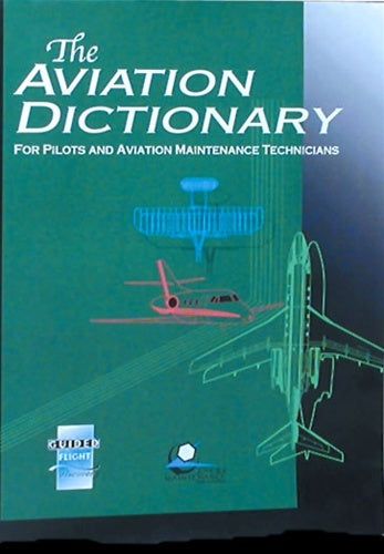 Jeppesen The Aviation Dictionary - 10001930-002