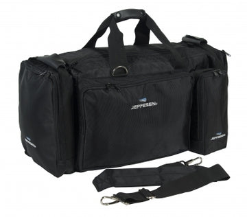 Jeppesen Captain Bag Black