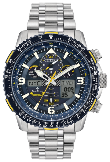 CITIZEN Promaster Blue Angels Skyhawk A-T - JY8088-83L