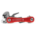 Keysmart Rugged Key Holder - Red