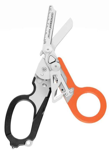 Leatherman Raptor - Black Orange