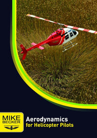 Becker Helicopters Aerodynamics-Becker Helicopters-Downunder Pilot Shop Australia