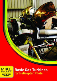 Becker Helicopters Basic Gas Turbines-Becker Helicopters-Downunder Pilot Shop Australia