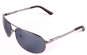 Mile High Altius Sunglasses - Grey Lens