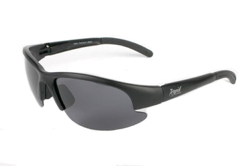 Mile High Cruise Black Aviator Sunglasses