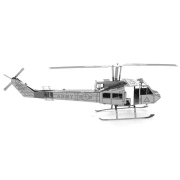 Metal Earth Huey Helicopter