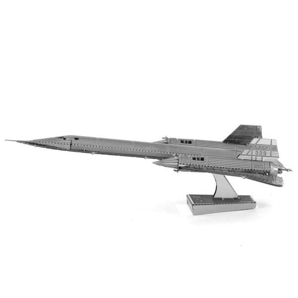 Metal Earth SR-71 Blackbird-Metal Earth-Downunder Pilot Shop Australia