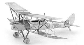 Metal Earth de Havilland Tiger Moth