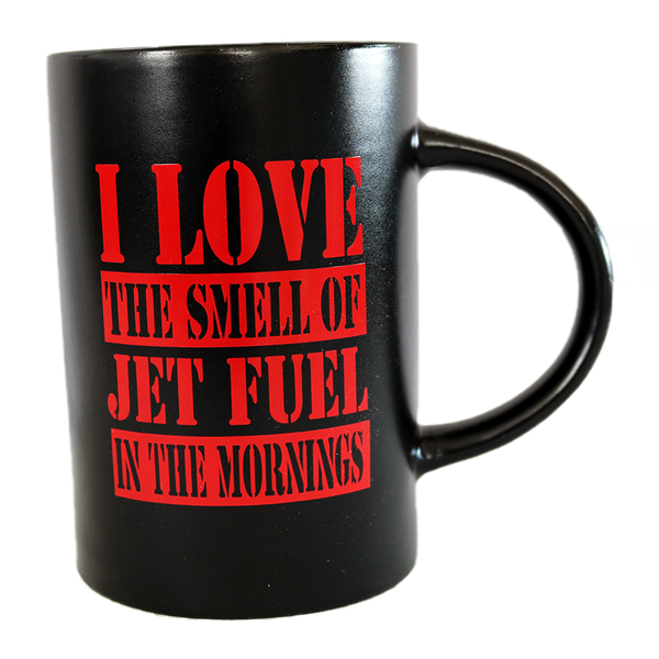 Jet Fuel Mug Coffee Mugs Born Aviation MG-JF Downunder Pilot Shop Australia