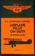 Pilot On Duty Fridge Magnet