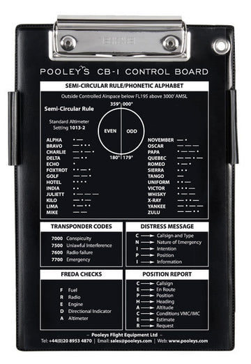 Pooleys CB-1 Control Board