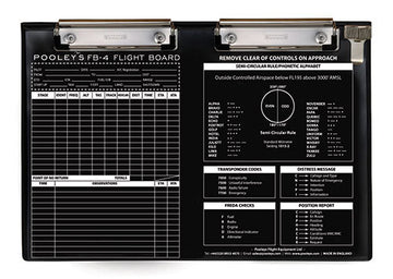 Pooleys FB-4 Flight Board