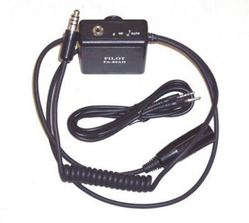 Pilot Amplified Cell Phone Interface (Heli) - PA86AH