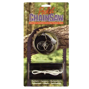 Rothco Short Kutt Pocket Chain Saw
